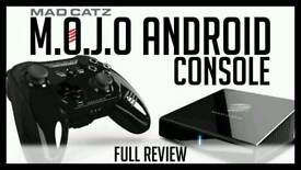 Mad catz Android console