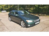 LEXUS IS200 AUTOMATIC 3 DVD/ TV SCREENS FULLY LOADED QUICK SALE £800 ONO (C200 320 ACCORD AVENSIS)