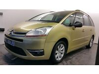2007 │ Citroen C4 Grand Picasso 7 Excl HDI A 2.0 Diesel │ Automatic │ WARRANTY │ Paddle Shift