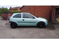 Vauxhall Corsa Club 1.0 L