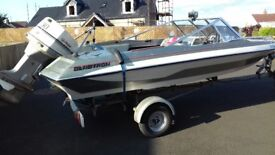 Glastron speedboat for sale