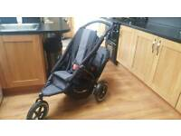 Phil and Teds sports v1 double pram / stroller / buggy