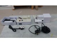 Quilting tools 1 bias tape maker and rotary cutting machine