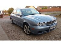 2008 X-Type SE Jaguar Saloon, 1988cc, Manual, Diesel, Very Good Condition