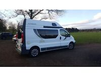 Renault trafic 2.0L campervan for sale