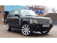 Land Rover Range Rover 3.0 Td6 Vogue 5dr DRIVES EXCELLENT 03 reg SUV
