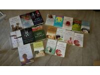 Large collection of Jodi Picoult books