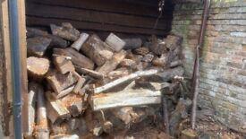 Free Wood Burning Logs