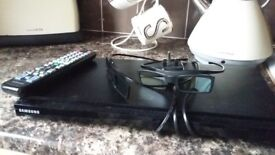 3d dvd player samsung blue ray