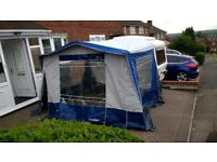 Freedom Microlite Sport Awning and winter cover