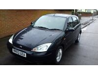 2003 FORD FOCUS 1.6 AUTO DRIVES GREAT NEW MOT