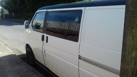 vw transporter, 7 seats. needs a few minir repairs