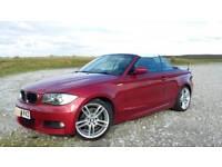 BMW M SPORT 118 CONVERTIBLE