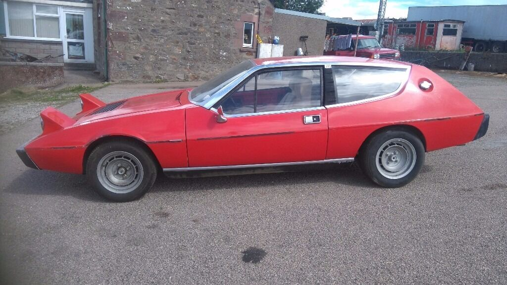 Lotus Elite 1976 40728 Miles