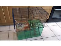 Multi Level Small Animal Cage (Gerbil/Hampster)
