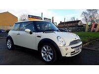 2006 MINI COOPER 1.6 *** 12 MONTHS MOT + FREE WARRANTY + RECENTLY SERVICED ***