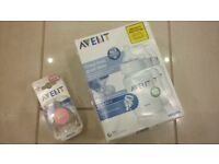 Baby Bottles - Avent (brand new/un used)