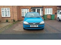 vauxhall corsa low mileage with service history not a vw