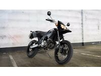Derbi Senda 50cc SuperMoto Motorcycle