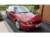 2004 Jaguar X-type Sport (6 Months MOT)