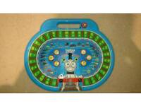 Thomas the tank engine learning board toy game