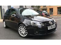 Vw golf 2.0 GT tdi sport 170bhp 6 speed manual full vw service history