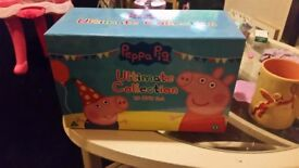Peppa pig ultimate dvd collection