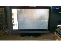 "HITACHI 37"" LCD TV IN FULL WORKING ORDER"