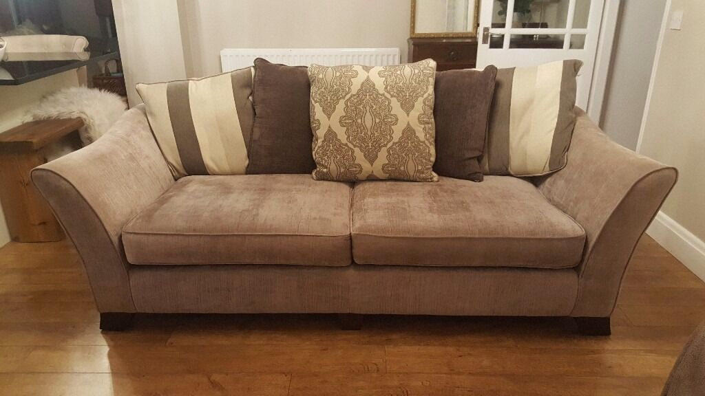 Furniture Village Annalise annalise 4 seater sofa and 2 seater sofa from furniture village