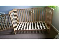 Baby Cot Bed MUST GO TODAY