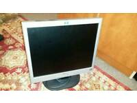 Computer Screen for Sales