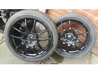 Alloy Wheels Honda 17
