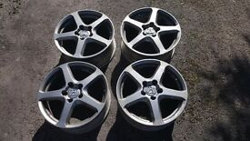 "17"" Honda Accord Alloy Penta Wheels"