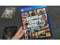 Grand theft auto 5 ps4 swap or sell