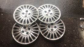 Wheel trims fiat grande