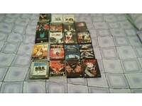 17 DVDS FOR SALE