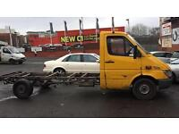 Mercedes sprinter 2003 311 2.2 CDI LWB, EXPORT, RECOVERY
