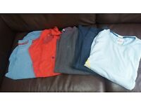 Fat face xxl mens tops bundle
