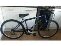 "Mountain bike 16""frame 26""wheels VGC"