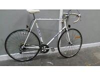 Vintage Raleigh 10 Speed Road Bike Size L/54cm