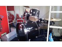 Guvnor Drum Kit-Ideal starter kit.