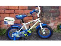 apollo police patrol bike