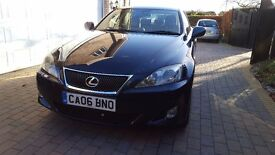 LEXUS IS220d , 06 ,HPI Clear, Immaculate, First to see will buy