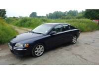 ++++CHEAP AUTOMATIC VOLVO S60 DIESEL 2007 PLATE+++WITH MOT STARTS AND DRIVES+++