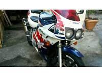 Cbr 400rr honda bike (12 months mot)