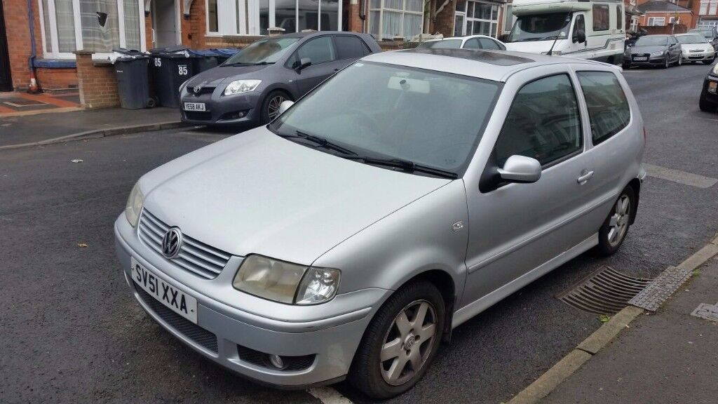 2001 Volkswagen Polo 1 4 Tdi 30 A Year Road Tax Only Engine Gearbox