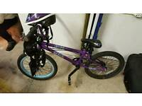 Kids Diamond Back Racing Bike