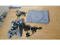PS 1. Play station 1
