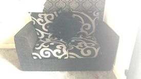 2 seater and 3 seater sofa for sale £150