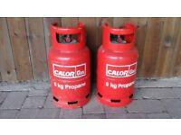 6Kg Propane Gas Bottles FULL